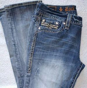 Rock Revival women's Jean's